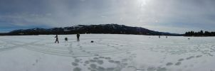 Horsethief Lake Ice Fishing 2010-03-06 by eRality