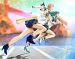 Sailor uranus y neptune by Maryneim