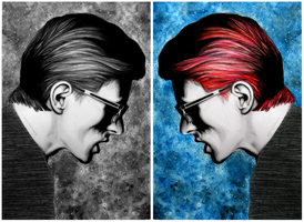 BOWIE by love-a-lad-insane