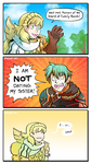 Ephraim Is Not Dating His Sister by raizy