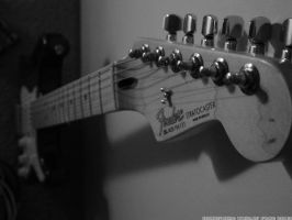 The Guitar by -itch-