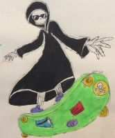 he was a skater boi see you later boi by Neti165