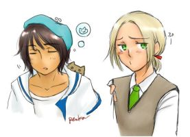 HETALIA for buttons 2 by karebana