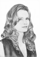 Stana Katic Portrait 4 by emilyxoxo96
