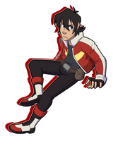 Watch Out for KEITH by JustAutumn