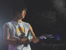 Yesung Wall 3 by KevinRocks