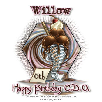 SabineRich wh Happy6CDO willow by Willow-Hoop