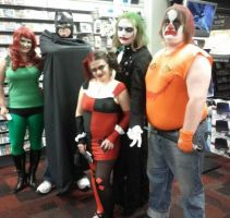 joker and the gang. by BlindAcolyte