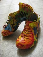 Song Shoes by madizr