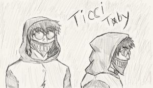 Ticci Toby by MarksTheSpot
