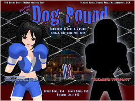 Into the Dog Pound Jura vs. Elizabeth Victory???? by KiraYamato74