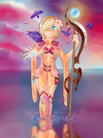 sorceress by cording44
