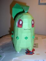 My first papercraft by OmbryB