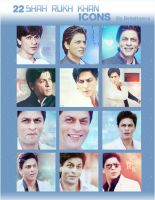 SRK_Icons_by_bellanonna by BellaNonna