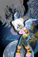 Born from the Moon: Risey by Toyeshinyama