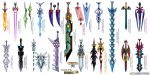 Sword of the Dragoons by Gijinka-FR