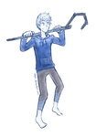 Jack Frost by relyon