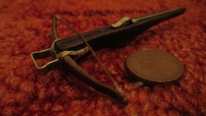 Crossbow With Wooden Bow (view 1) by AtriellMe