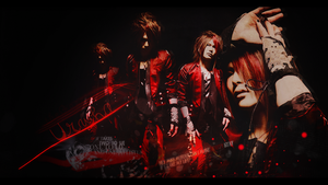 Uruha Wallpaper 2 by ParanoiaGod69