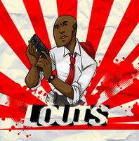 L4D - Louis by SuperKusoKao