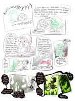 Ruby the Copycat - Emerald the Envy by Chocoreaper