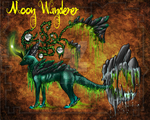 Island Cave Moonwanderer  (contest entry) by LunAdoptions