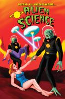 Alien Science pulp cover by cubist1234