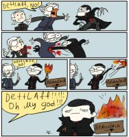The Witcher 3, doodles 80 by Ayej