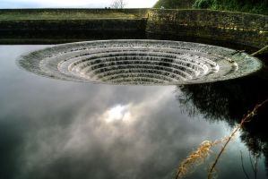 Ladybower Sink Hole 2 by Tango-Jammy
