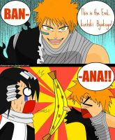Bleach: Ichigo's Ban- by SharpenArrow