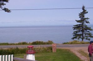 The Bay Of Fundy by garfey