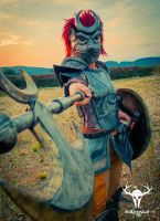 ESO Khajiit - Cosplay Photo #4 by Folkenstal