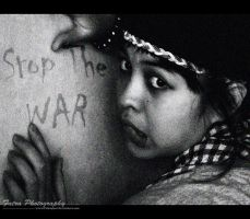 Stop The War : For Gaza by Psikophat
