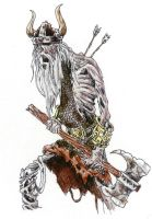 Draugr by TheHorrorInSeed