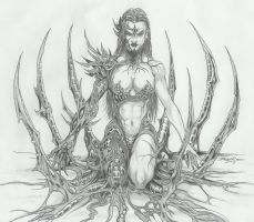 WitchBlade by -vassago-