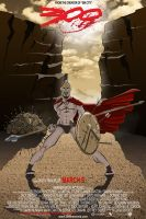 300 Movie Poster by Duff03