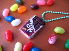 Wonka Bar by Here-is-MaryLou