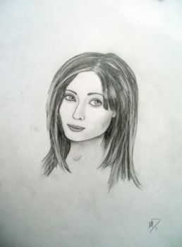 Shannen Doherty by veralidaine-kit