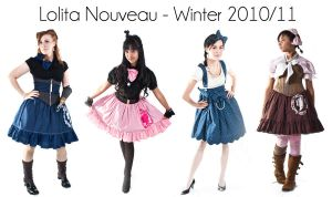 Nouveau Winter by HelenaTears