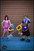 Keyblade Wielders by Sora-Lamperouge