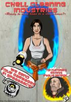 Chell Cleaning Industries by TchibiLara