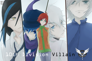 CR: Divisi X Vil by kotoza2nd