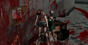 Crossover: Claire's death by SiirDanielFortesque