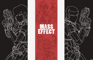 Mass Effect by CPTBee