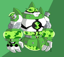 Ultimate Atomix by insanedude24