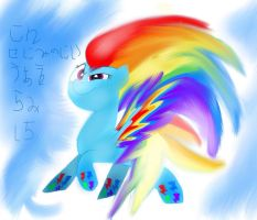 Power rainbow RD  AWESOME!!!! by Pinkieshy435