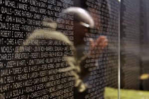Vietnam Traveling Wall by SublimeBudd
