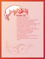 psalm 23 by serealis