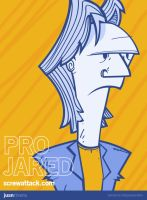 Pro Jared from Screwattack by jriveraviles