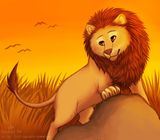 Lion's Pride by DOLFIY